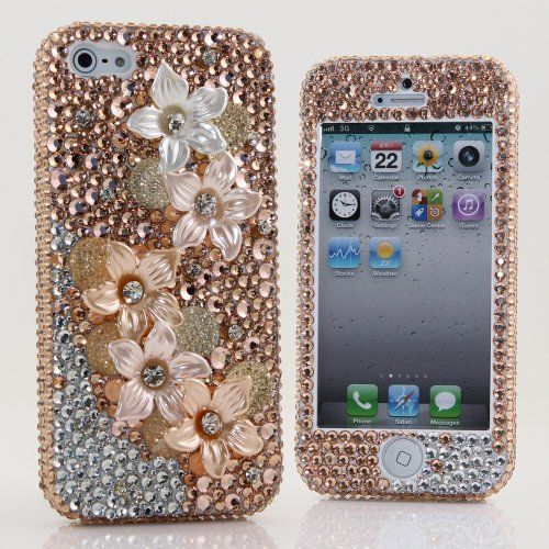 new concept b242a e657f cool Bedazzled Phone Cases | BlingAngels® 3D Luxury Bling iphone 5 ...