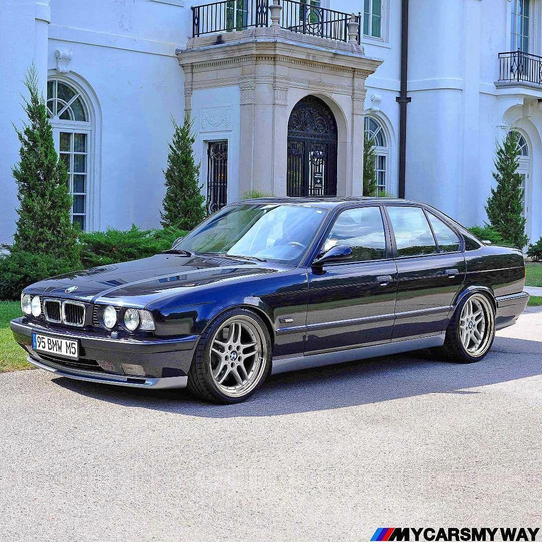 E34 M5 Rims
