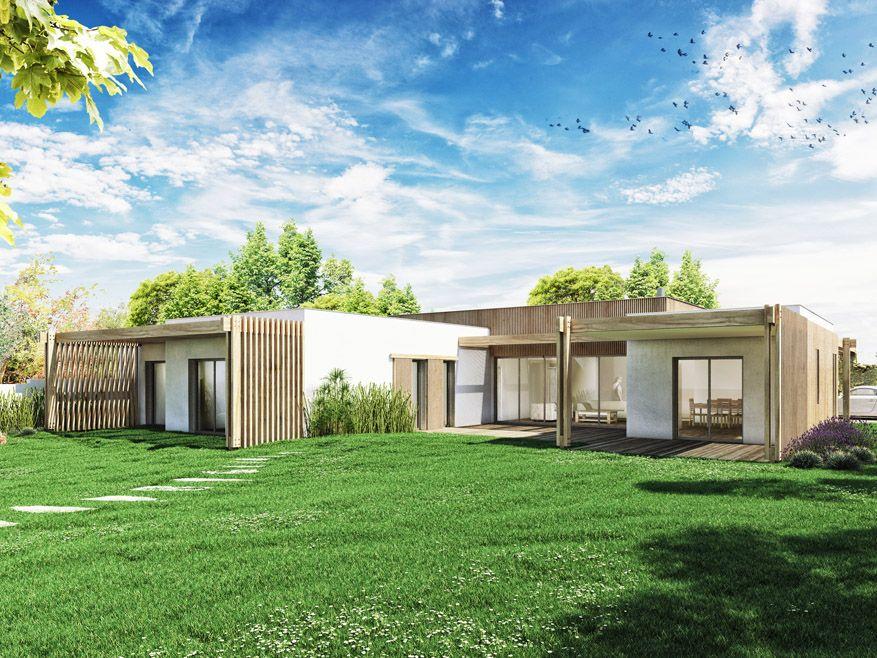 Agence d\'Architecture Romain Thévenot - construction d\'une villa de ...
