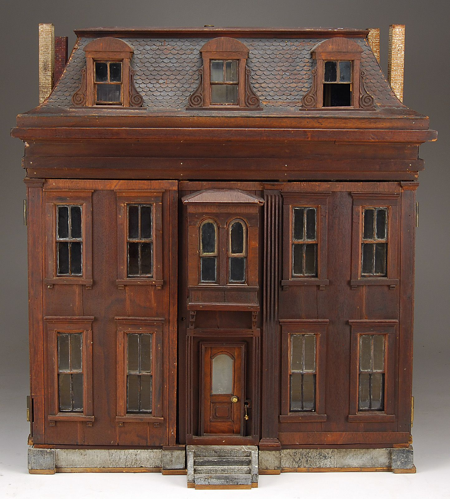 Antique Doll Houses For Sale Dioramas And Clever Things Antique