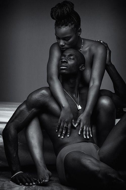 Ebony lovers