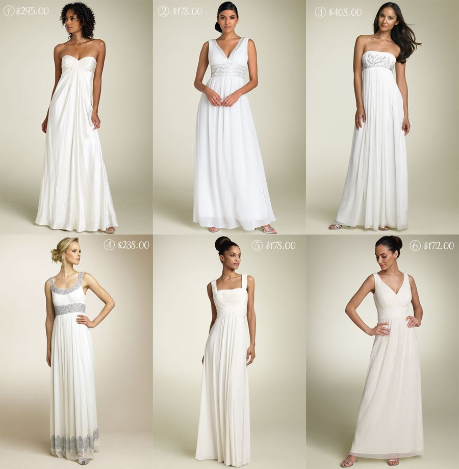 Wedding Dress Ideas For Mom And Dads Vow Renewal On The Beach Inexpensive