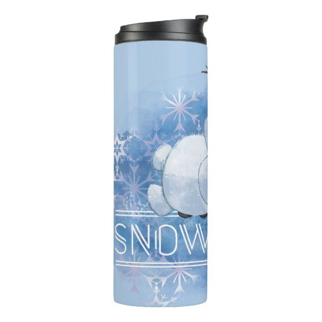 Frozen 2: Olaf  Snow-It-All Thermal Tumbler , #sponsored, #Snow, #Thermal, #Tumbler, #Shop, #Frozen #Ad