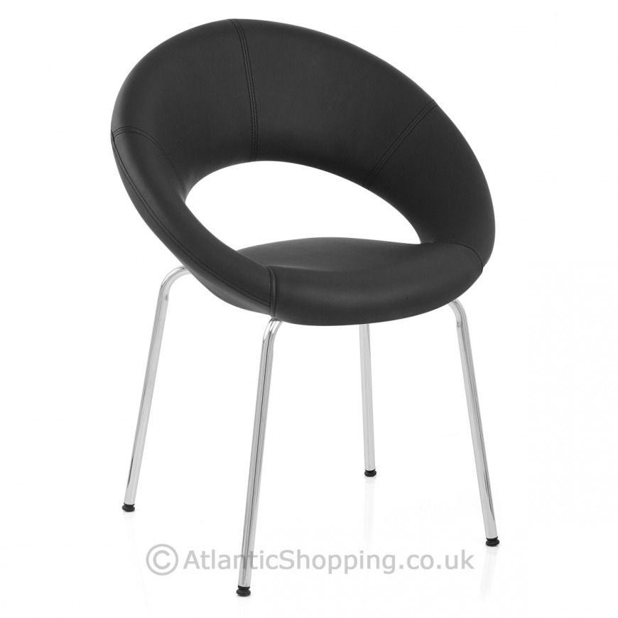 Cremant Dining Chair Black