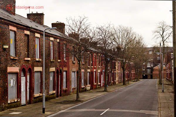 Liverpool A Cidade Dos Beatles Na Inglaterra Vida Cigana Liverpool Cidade De Liverpool Cidade