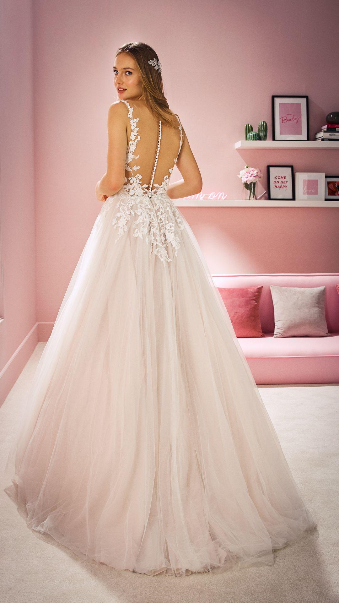 Hochzeitskleider 20 White One Kollektion Modell: GRACE-C