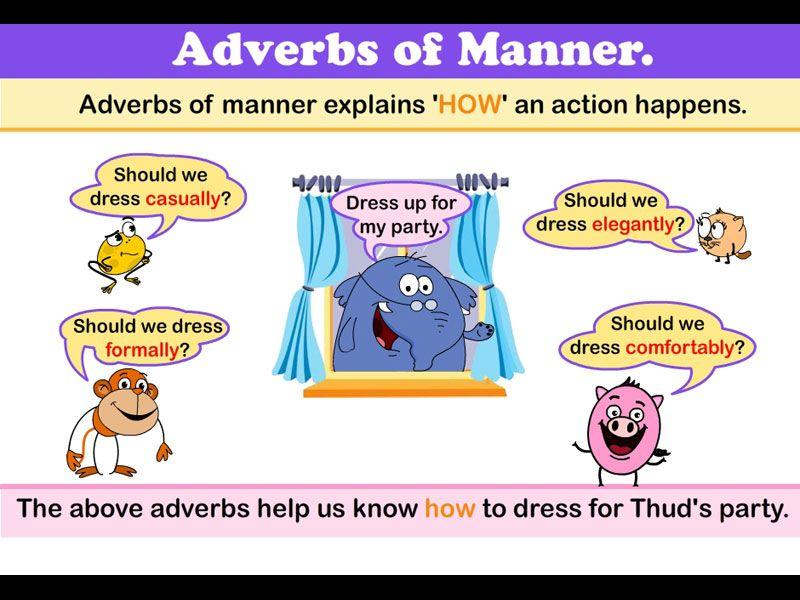 Pengertian Dan Contoh Kalimat Adverb Of Manner Terlengkap Https