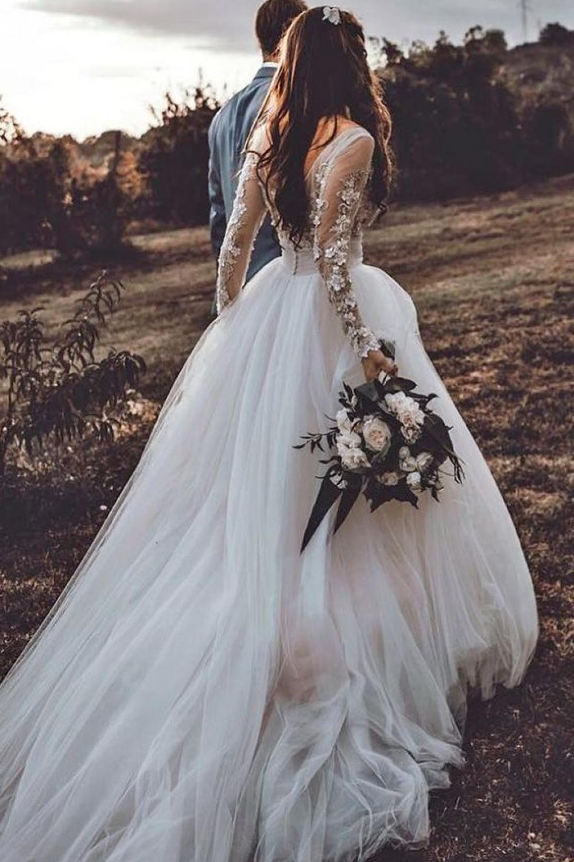 Top 12 Wedding Dress Simple And Easy  Brautkleid spitze, Braut