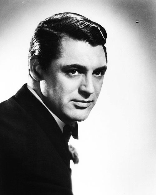 Cary Grant, Most Handsome Men, Hollywood