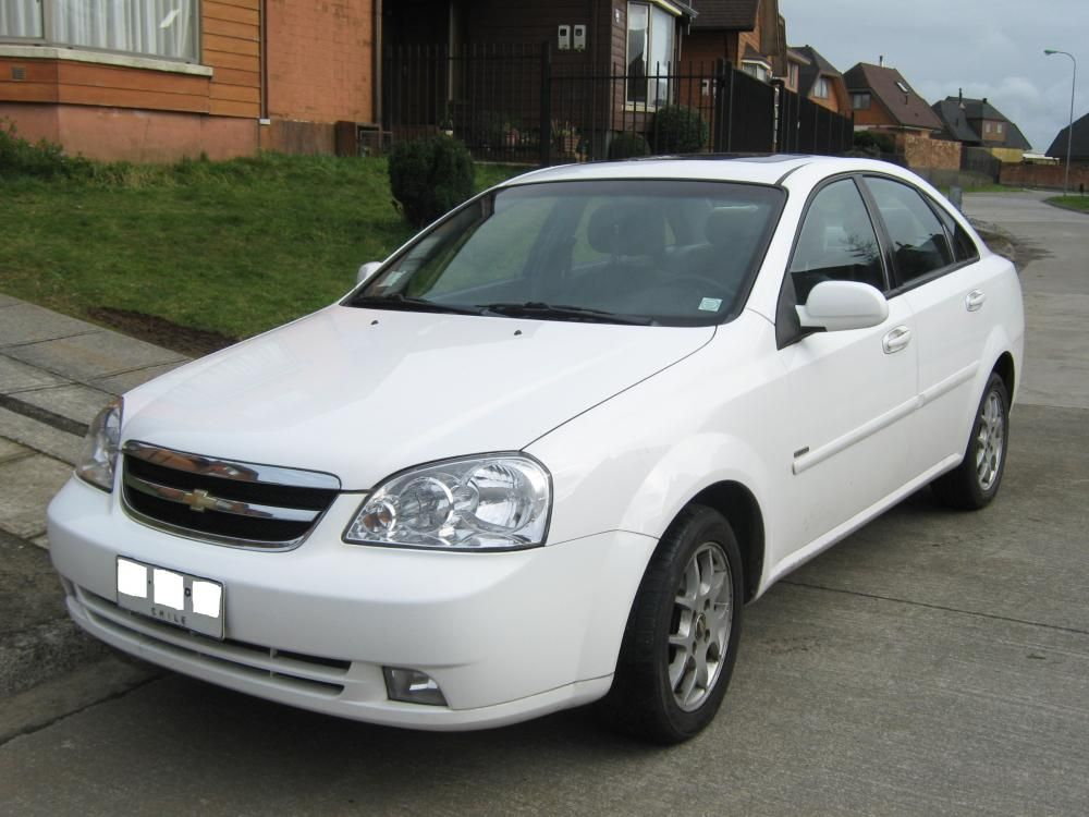 2009 Chevrolet Optra Photos Informations Articles Chevrolet