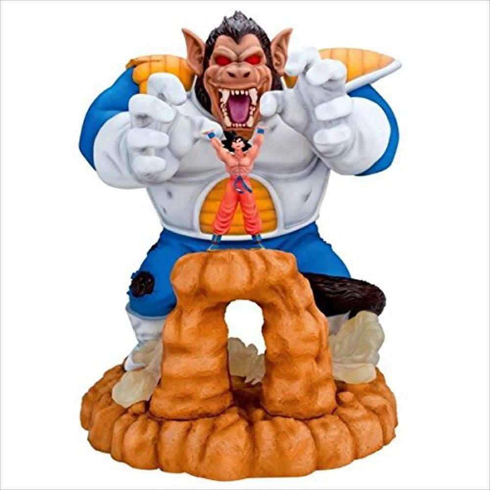 Dragon Ball Super Figure DBZ Oozaru Vegeta Vs Son Goku Ichiban