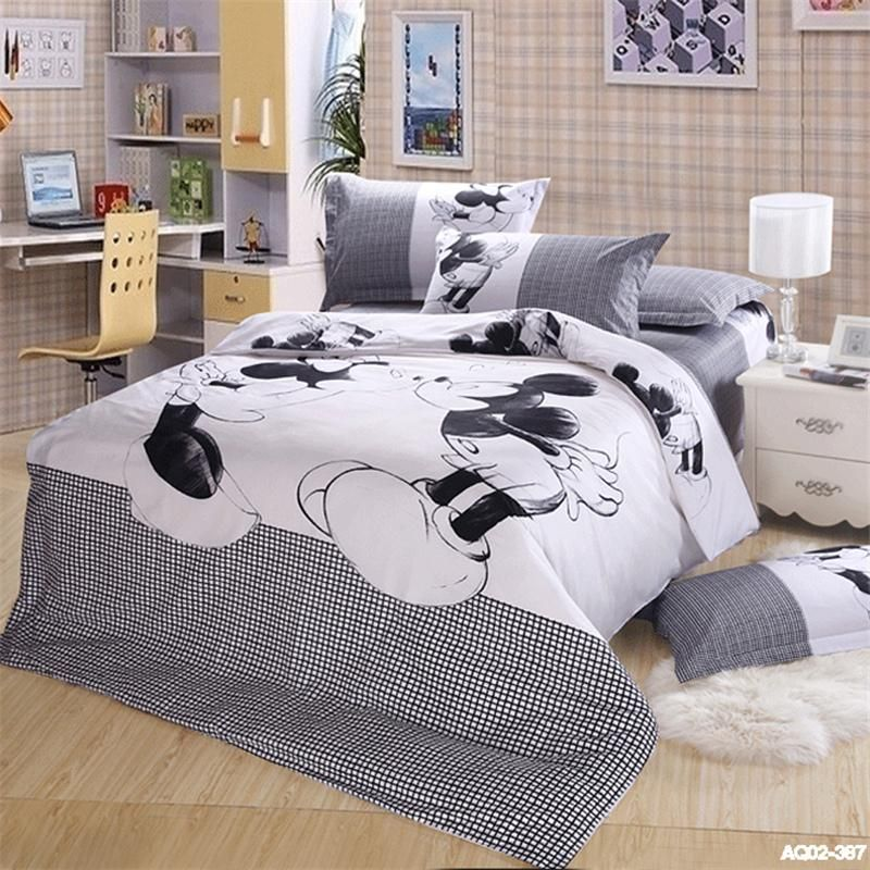 High Quality Cotton Bedding Sets Duvet Cover Sets For Kids Cute
