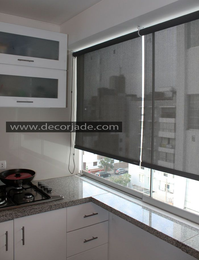 16 awesome cortinas elegantes para cocina images ideas - Persianas para cocina ...
