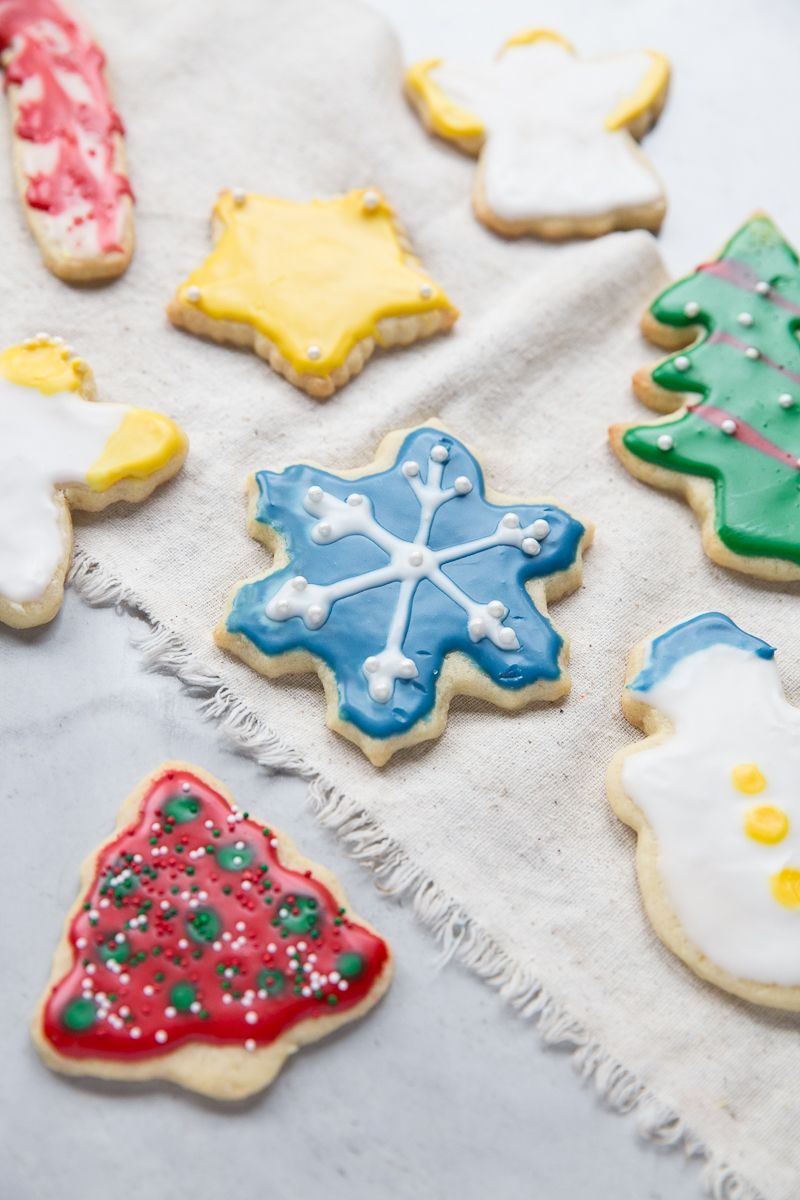 This Is Simply The Best Christmas Cut Out Cookie Recipe The Cookies