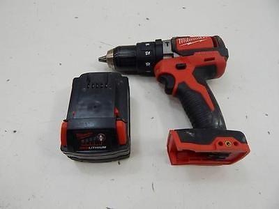"""Milwaukee 270220 1/2"""" Cordless 18v Hammer Drill Driver Power Tool 567624 H23 https://t.co/8Ek2CSstFp https://t.co/vbwbrwqcBq"""