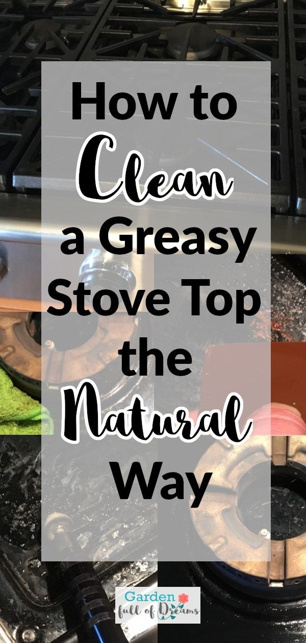 Best Cleaner For Stove Top Grease: Learn How To Deep Clean Your Stove Top. Find Out How To