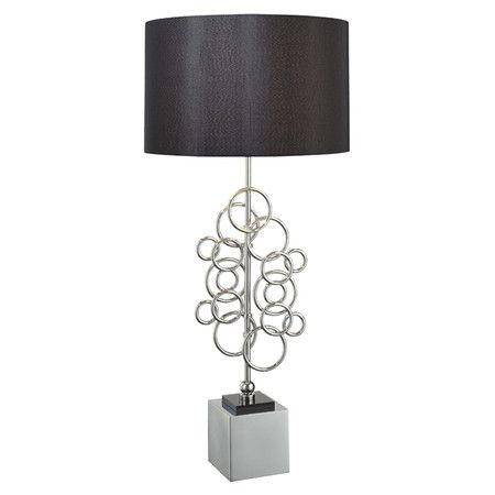 Found it at Wayfair - Table Lamp II in Chrome