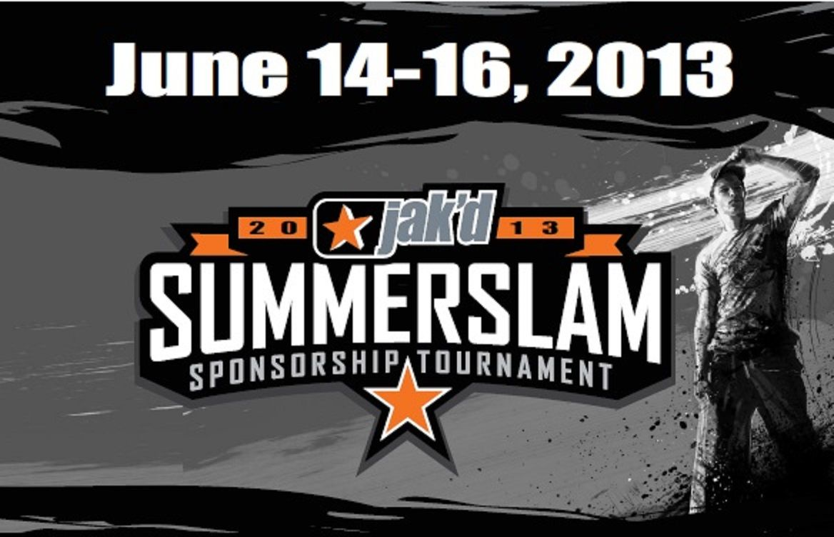 The most intense and desired tournament of the 2013 Softball season. jak'd Summer Slam hosted 28 teams to a winner take all tournament where each competed for the coveted jak'd Sponsorship.