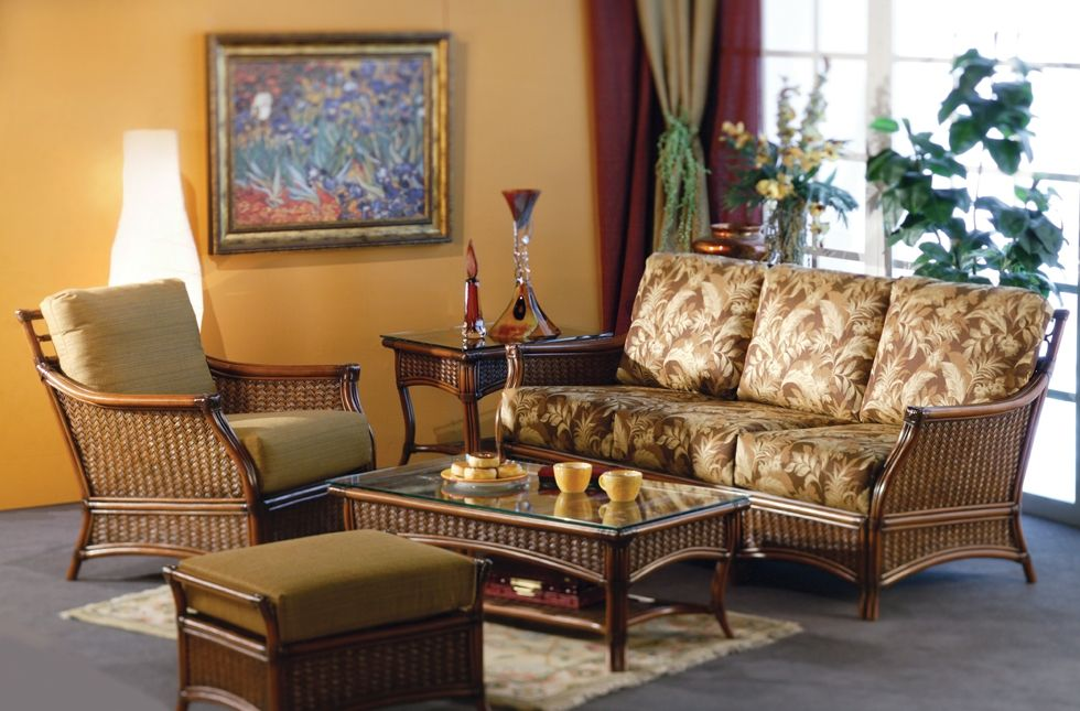 Cova Lake Ratana Home And Floral Indoor Wicker