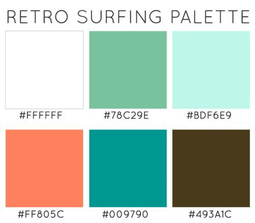 Pin On Cool Color Schemes