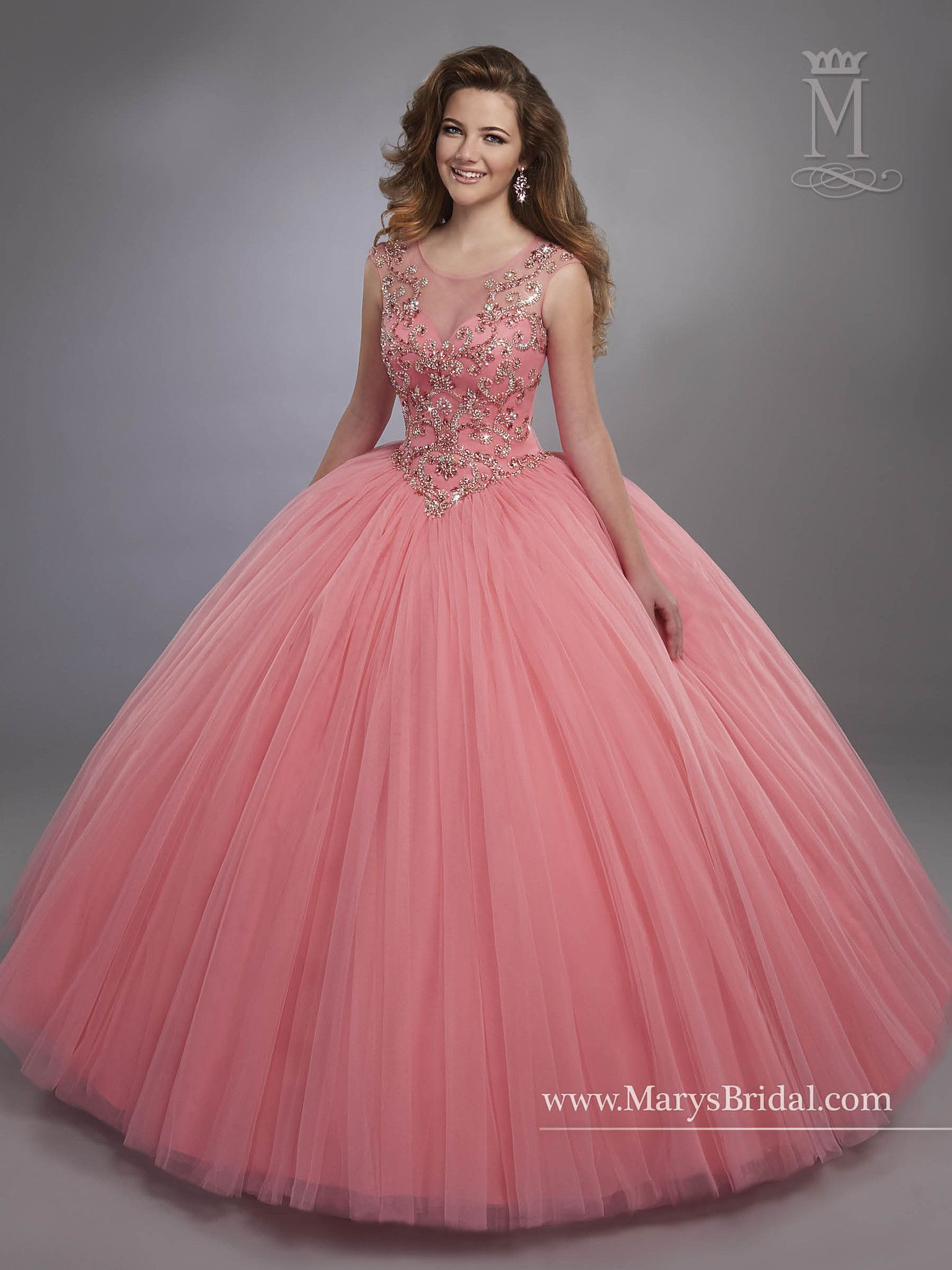 Mary\'s Bridal Beloving Collection Quinceanera Dress Style 4762 ...