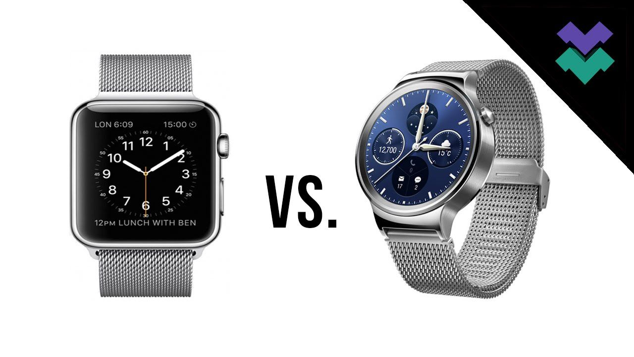Which Smart Watch - Wallpaper Collection