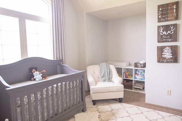Boy Nursery Cuartos para bebes, Dormitorios infantiles y Enana