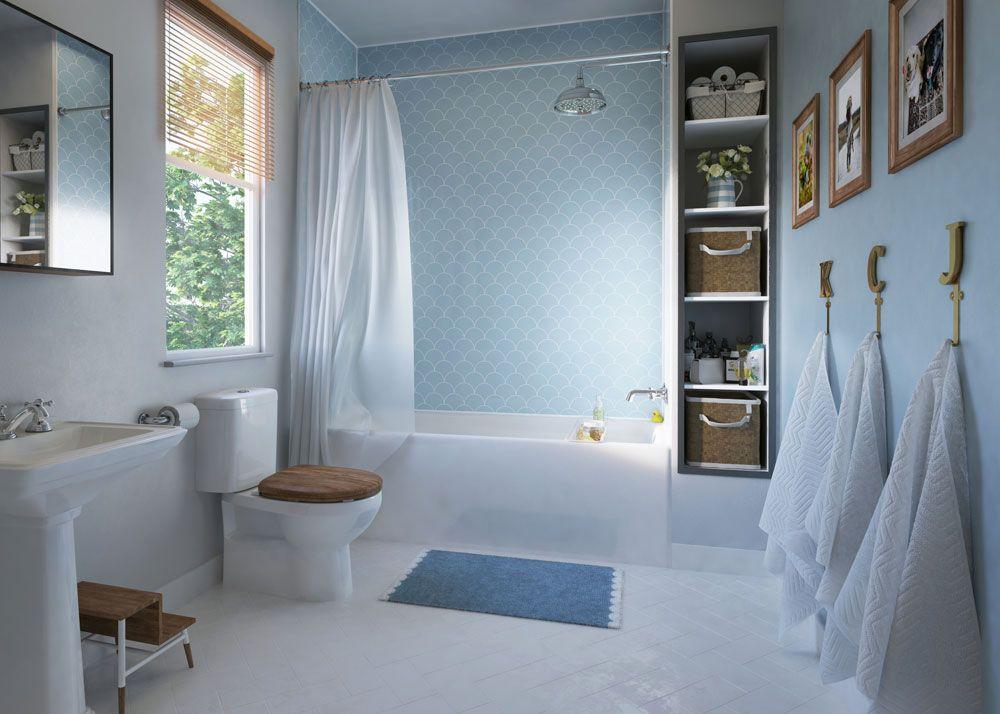 Quick Easy Alternative To Tiling Your Bathroom Bathroom Wall Panels Shower Wall Panels Modern Bathroom Design