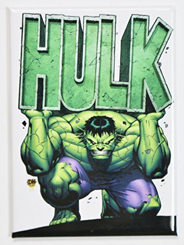 Ata-Boy Marvel Comics Heavy Hulk 2.5