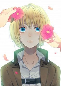 Cute Armin Attack On Titan Anime Attack On Titan English