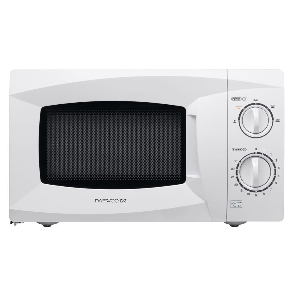 D Woo Manual Microwave White Kor6l15 Microwave Microwave Oven Cooking Appliances