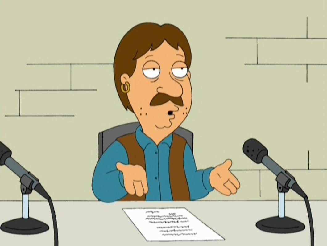 Bruce (Family Guy) Impressions Portfolio Family guy