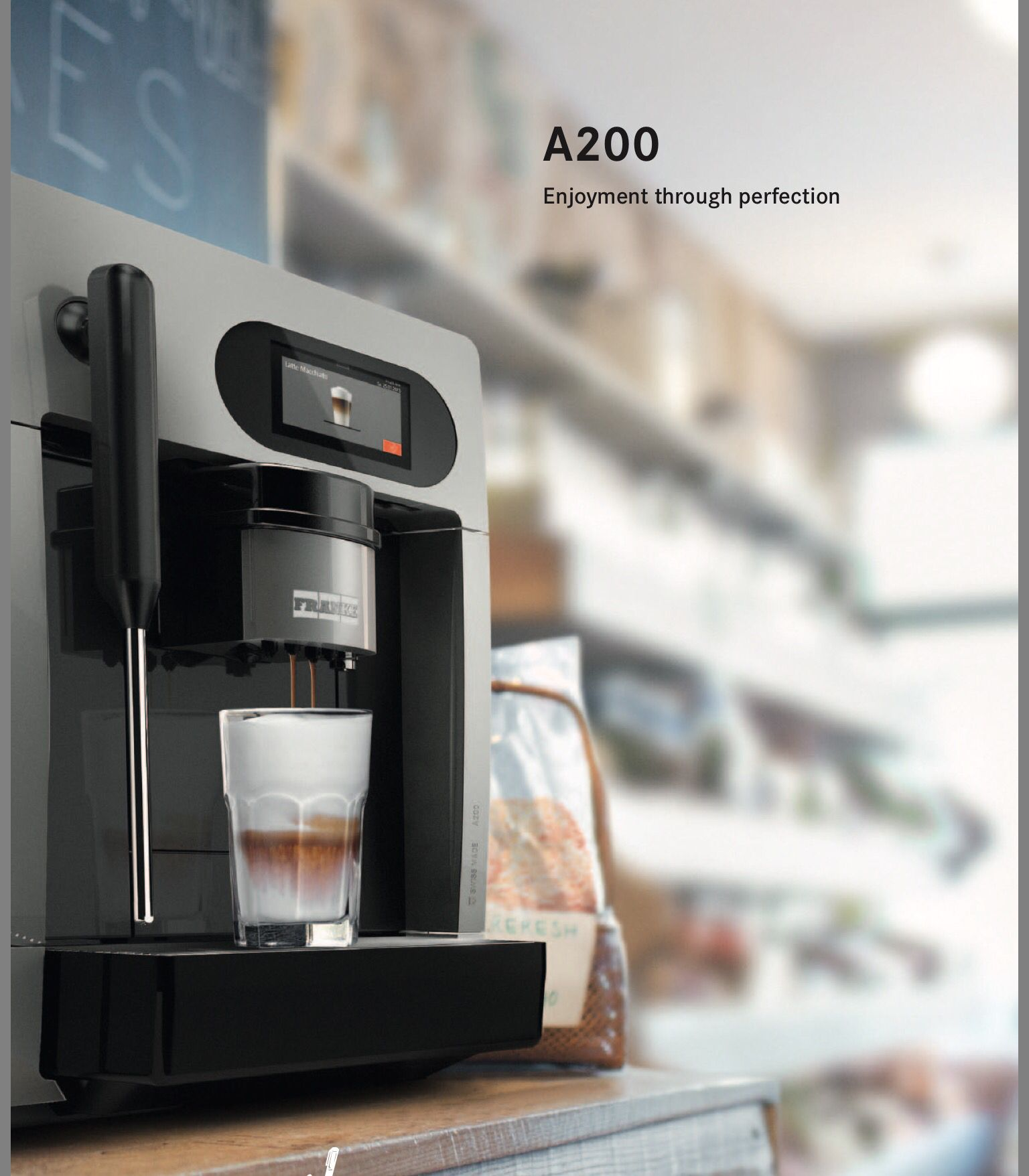Pin by Solino on Franke Automatic coffee machine, Coffee