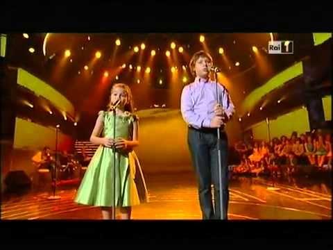Incredible Kid Sings Like Andrea Bocelli Music Kids Singing