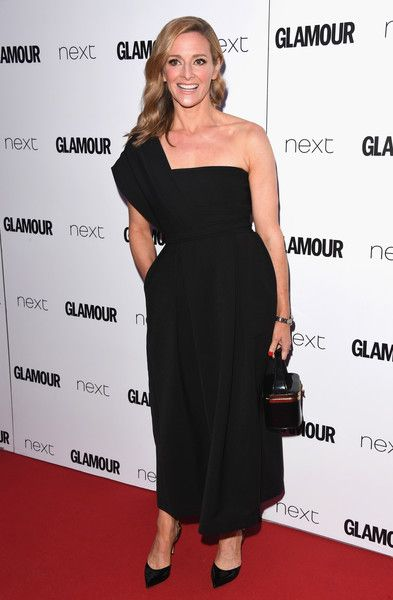 Gabby Logan attends the Glamour Women of The Year awards 2017 at Berkeley Square Gardens on June 6, 2017 in London, England.