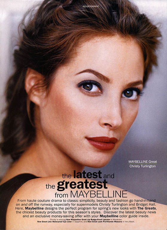 christy turlington maybelline - photo #10