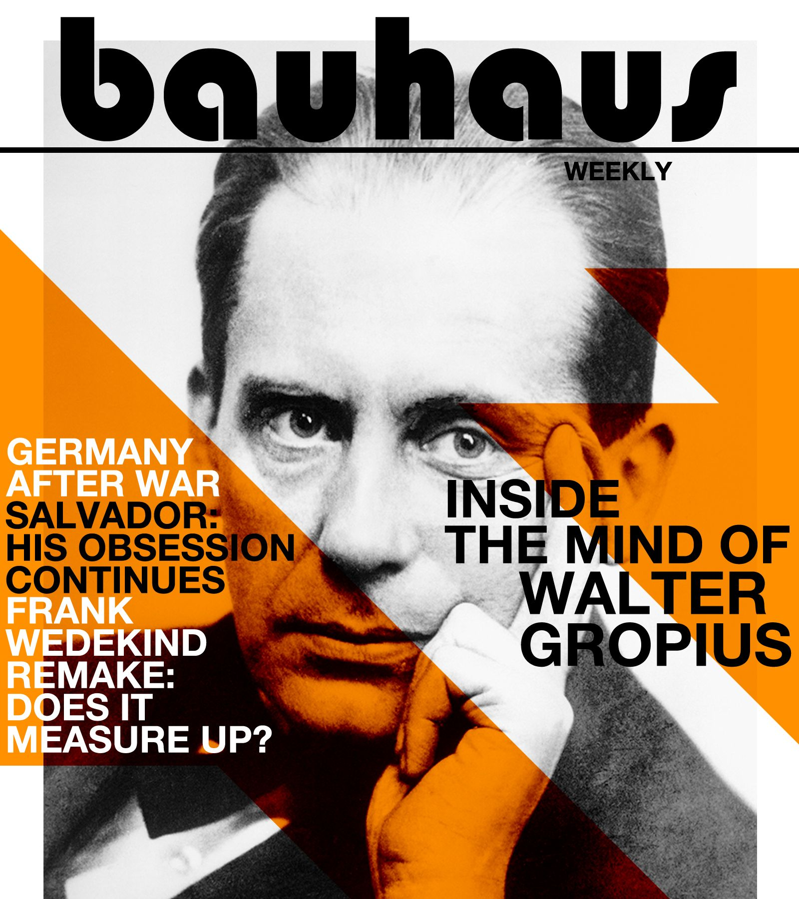 bauhaus editorial - Google 검색