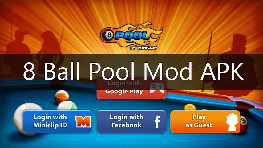 8 Ball Pool Mod Apk Download