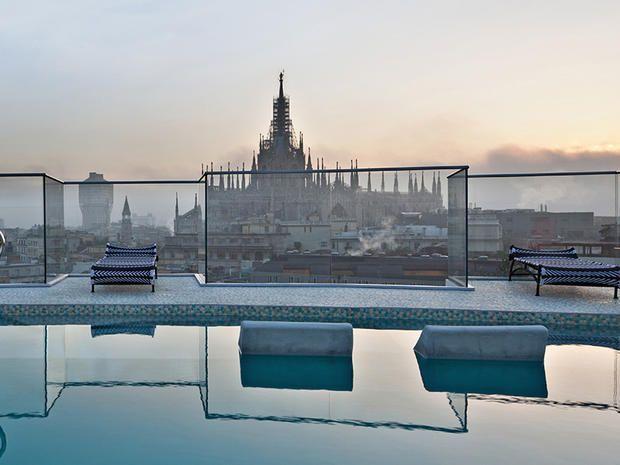 Progetto benessere Design organico e architettura fluida in Spa, piscine e welln…
