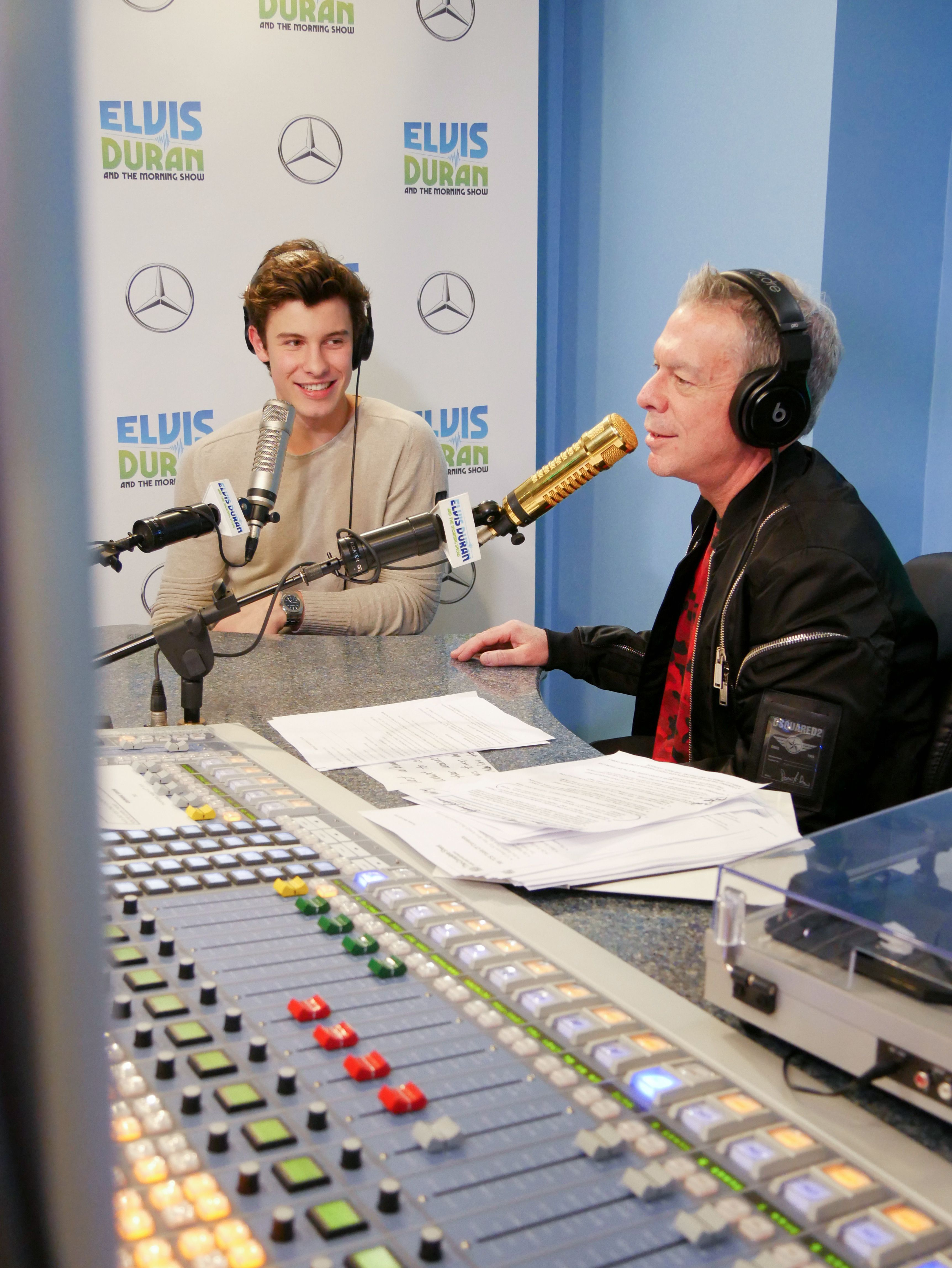 Shawn Mendes on Elvis Duran and the Morning Show | Shawn