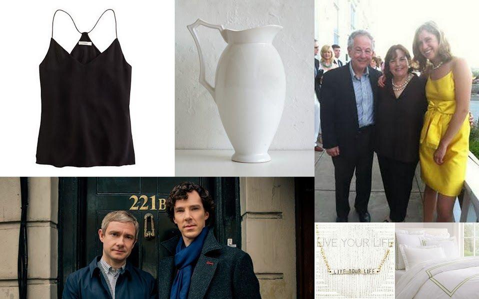 This & That: No. 92 . . . #Sherlock #pbs #barefootcontessa