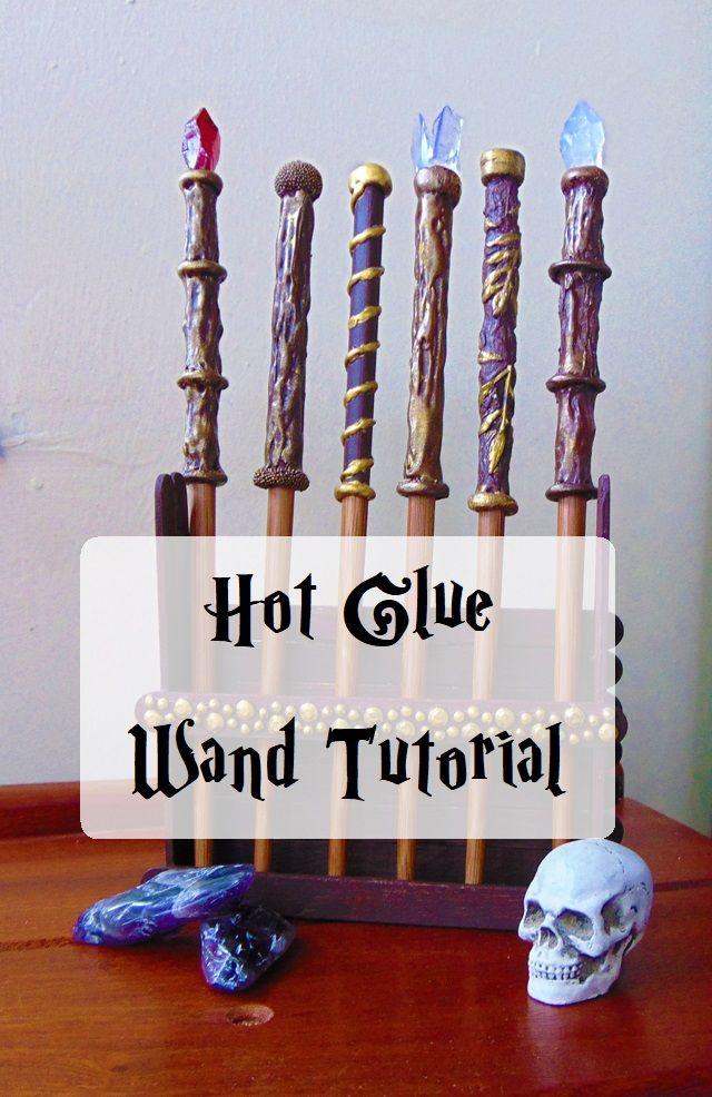 Hot Glue Wand Tutorial