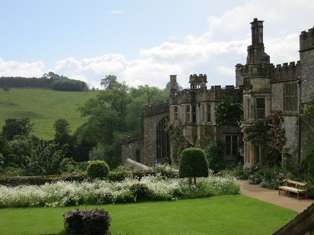 Arizona Traveler Let S Tour Haddon Hall Used As The Setting For The Princess Bride Tours Hall House Styles