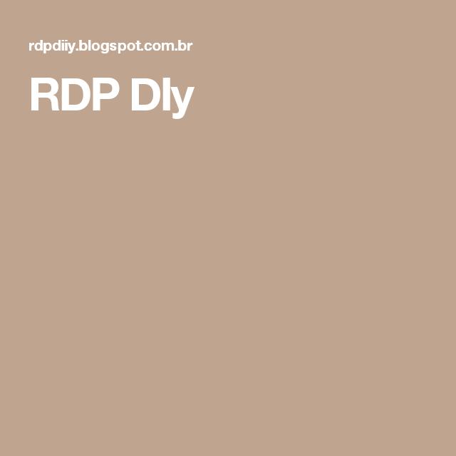 RDP DIy