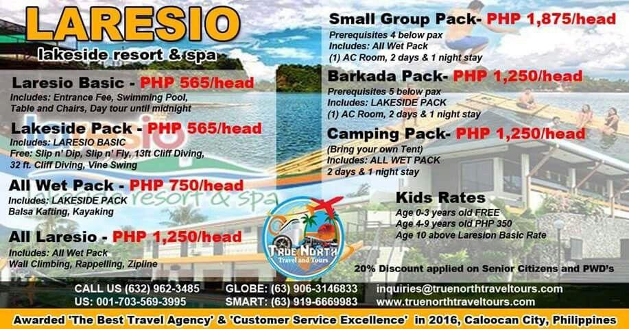 Laresio Lakeside Resort Amp Spa Laguna Philippines