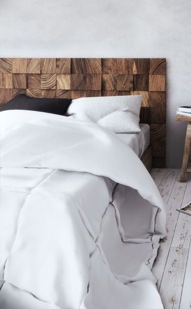 Random Inspiration 154   Wood headboard, Solid wood and Woods