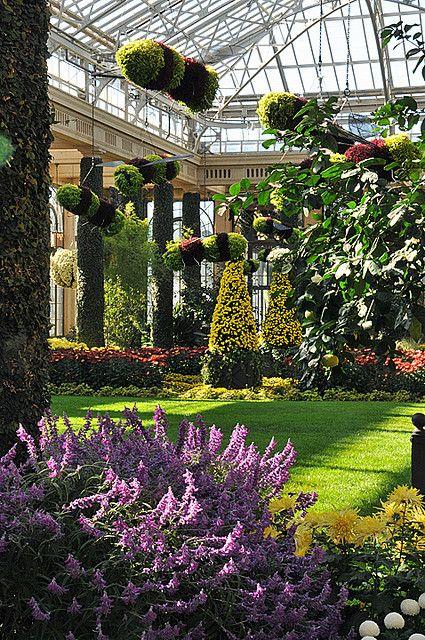 Longwood Gardens, PA, USA