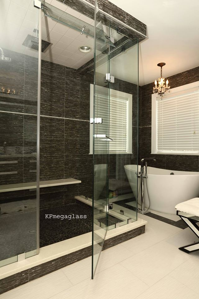 Our Customized Steam Showers Can Transform Into Limitless