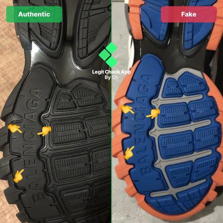 your Balenciaga Track pair