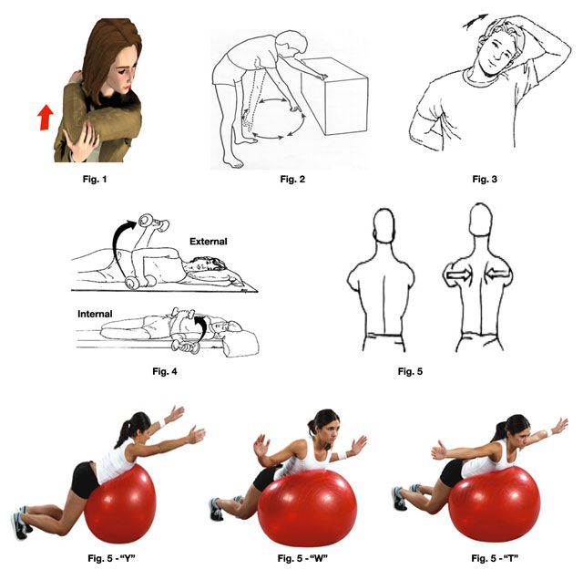 Rotator Cuff Exercises - Google Search